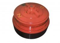 ZQLH型气模式轴向气动离合器